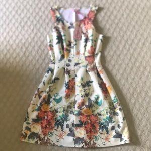Beautiful spring formal dress